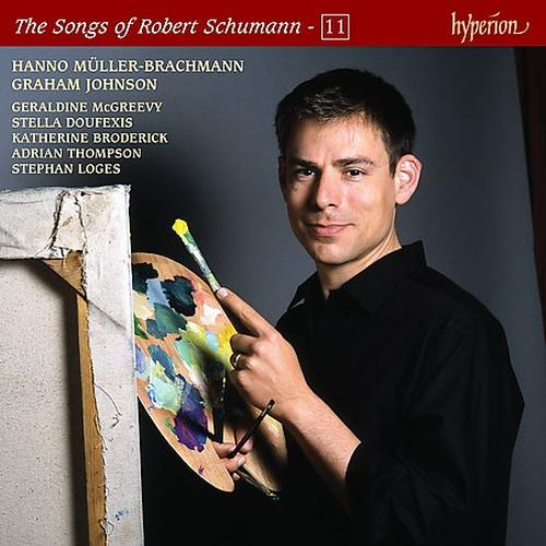 Robert Schumann / The Songs, vol. 11 / Hanno Müller-Brachmann / Graham Johnson