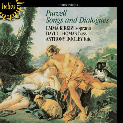 Henry Purcell / Songs and Dialogues / Emma Kirkby / David Thomas / Anthony Rooley