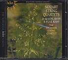 W.A. Mozart / String Quartets K499, K589 / Salomon String Quartet