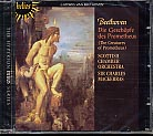 Ludwig van Beethoven / The Creatures of Prometheus / Scottish Chamber Orchestra / Sir Charles Mackerras