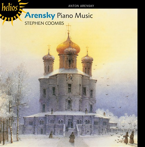 Anton Arensky / Piano Music / Stephen Coombs