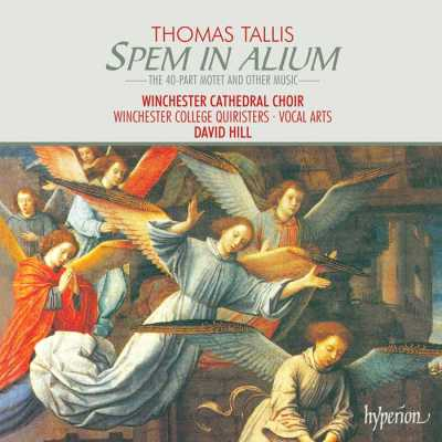 Thomas Tallis / Spem in alium / Winchester Cathedral Choir