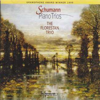 Robert Schumann / Piano Trios / The Florestan Trio