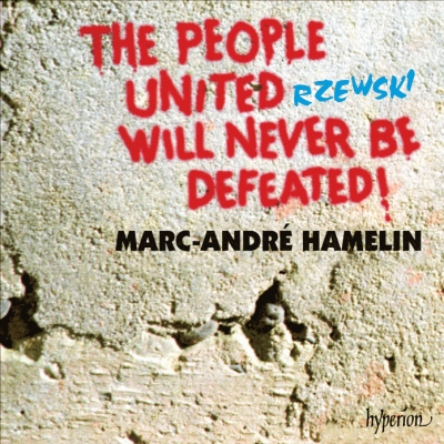 Frederic Rzewski / The People United Will Never Be Defeated! // Marc-André Hamelin
