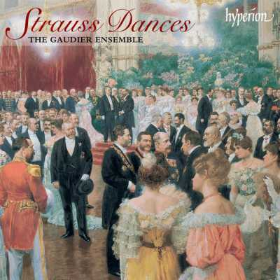 Johann Strauss I and II / Dances / The Gaudier Ensemble