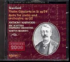 Charles Stanford / Violin Concerto Op 74 / Suite Op 32 / Anthony Marwood / BBC Scottish SO / Martyn Brabbins