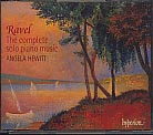 Maurice Ravel / The Complete Solo Piano Music / Angela Hewitt