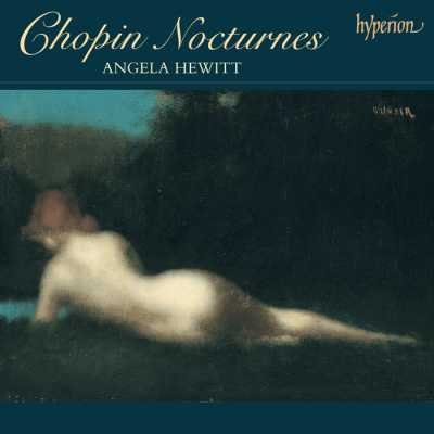 Frédéric Chopin / Nocturnes (Complete) / Impromptus (Complete) / Angela Hewitt