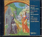 Guillaume Dufay / Mass for St Anthony Abbot / Binchois: Motets / The Binchois Consort / Andrew Kirkman