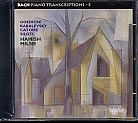 J.S. Bach / Piano Transcriptions 5 / Russian Transcriptions / Hamish Milne