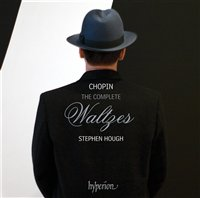 Frédéric Chopin / Waltzes (Complete) / Stephen Hough