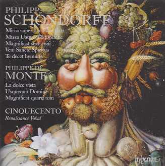 Philipp Schoendorff / The Complete Works / Cinquecento