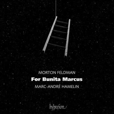 Morton Feldman / For Bunita Marcus // Marc-André Hamelin