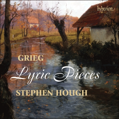 Edvard Grieg / Lyric Pieces // Stephen Hough