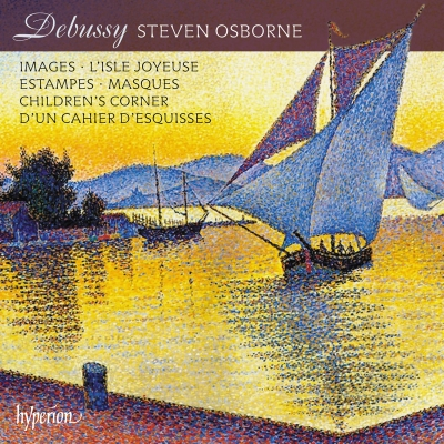 Claude Debussy / Images / Estampes / Children's Corner / Masques // Steven Osborne