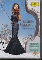 W.A. Mozart / Violin Concertos (Complete) / Anne-Sophie Mutter / London Philharmonic Orchestra / Yuri Bashmet DVD