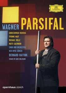 Richard Wagner / Parsifal / Christopher Ventris / Yvonne Naef / Zürich Opera DVD