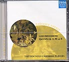 Luigi Boccherini / String Quintets Op. 11, 4-6 / Smithsonian Chamber Players