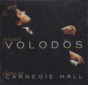 Arcadi Volodos live at Carnegie Hall