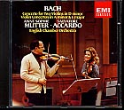 J.S. Bach / Violin Concertos / Anne-Sophie Mutter / Salvatore Accardo