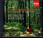 Antonio Vivaldi / The Four Seasons / Anne-Sophie Mutter / Wiener Philharmoniker / Herbert von Karajan