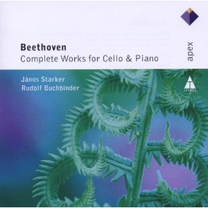 Ludwig van Beethoven / Complete Works for Cello and Piano 2CD