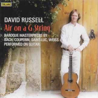 David Russell / Air on a G String