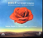 Heinrich Biber / The Rosary Sonatas / Andrew Manze / Richard Egarr 2CD