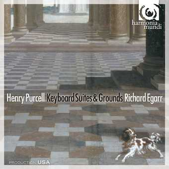 Henry Purcell / Keyboard Suites & Grounds / Richard Egarr