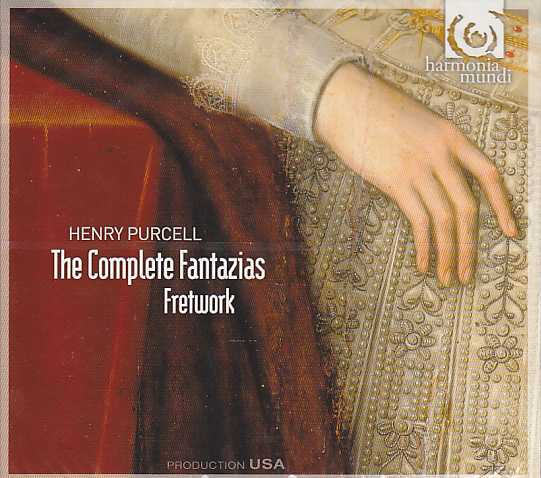 Henry Purcell / The Complete Fantazias / Fretwork