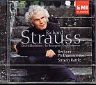 Richard Strauss / Ein Heldenleben etc. / Berliner Philharmoniker / Simon Rattle
