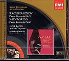 Sergei Rachmaninov, Camille Saint-Saëns, Piano Concertos / Dmitri Shostakovich / Preludes and Fugues / Emil Gilels