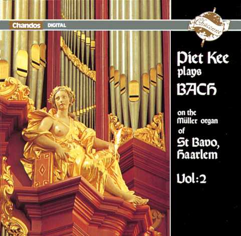 J.S. Bach / Organ Works vol. 2 / Piet Kee
