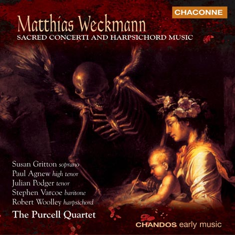 Matthias Weckmann / Sacred Concerti etc. / Soloists / The Purcell Quartet