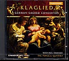 J.C. Bach / Dieterich Buxtehude / Christian Geist / Klaglied / Michael Chance / The Purcell Quartet