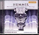 Johann Nepomuk Hummel / Mass in D etc. / Susan Gritton / Collegium Musicum 90 / Richard Hickox