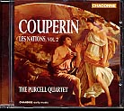 Francois Couperin / Les Nations, Vol. 2 / The Purcell Quartet