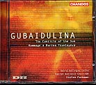 Sofia Gubaidulina / The Canticle of the Sun etc. / David Geringas / Danish National Radio Choir / Stefan Parkman