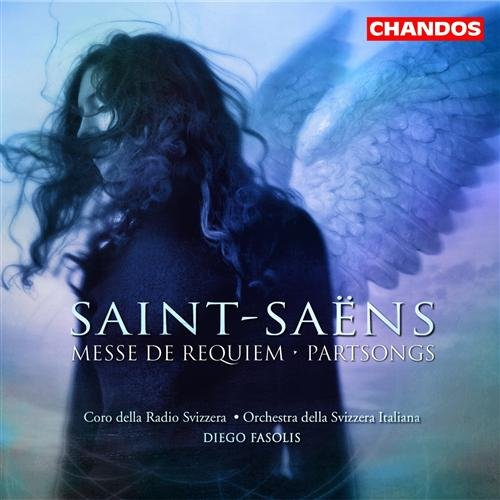 Camille Saint-Saëns / Requiem and other choral works / Coro della Radio Svizzera / Diego Fasolis