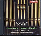 Dances of Life and Death / Organ Works / Whitehead