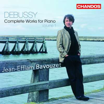 Claude Debussy / Complete Works for Piano, Vol. 1 / Jean-Efflam Bavouzet