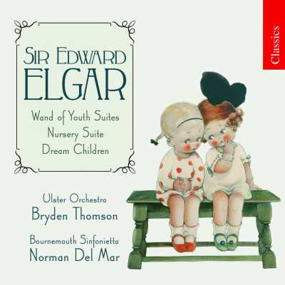 Edward Elgar / Wand of Youth Suites etc. / Ulster Orchestra / Bryden Thomson