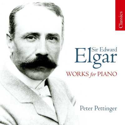 Edward Elgar / Works for Piano / Peter Pettinger