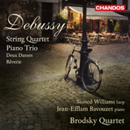 Claude Debussy / String Quartet / Piano Trio / Brodsky Quartet