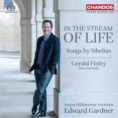 Jean Sibelius / In the Stream of Life - Songs // Gerald Finley / Bergen Philharmonic Orchestra / Edward Gardner