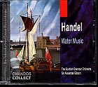 Georg Friedrich Händel / Water Music / The Scottish Chamber Orchestra / Gibson