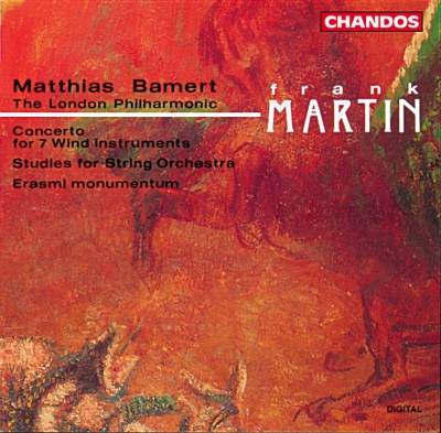Frank Martin / Concerto for 7 Wind Instruments / London Philharmonic / Matthias Bamert