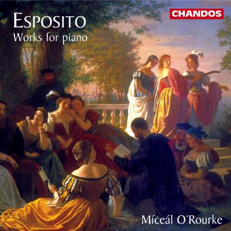 Michele Esposito / Works for Piano