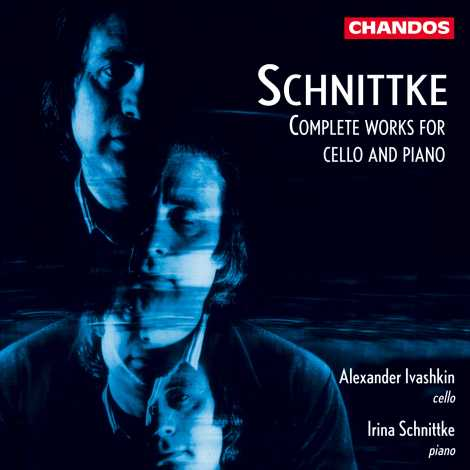 Alfred Schnittke / Works for Cello and Piano / Alexander Ivashkin / Irina Schnittke