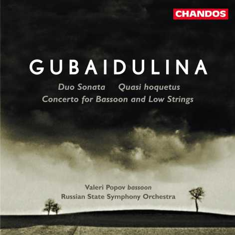 Sofia Gubaidulina / Works for Bassoon / Valeri Popov / RSSO / Pyotr Meshchaninov